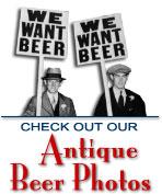 Antique Beer Photos